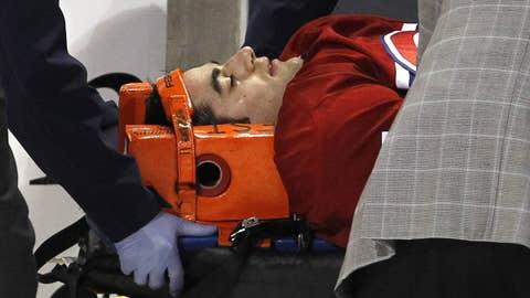 Canadiens forward Max Pacioretty