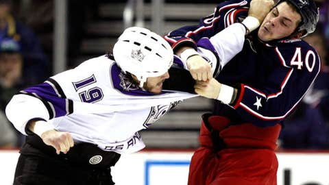 Kevin Westgarth vs. Jared Boll