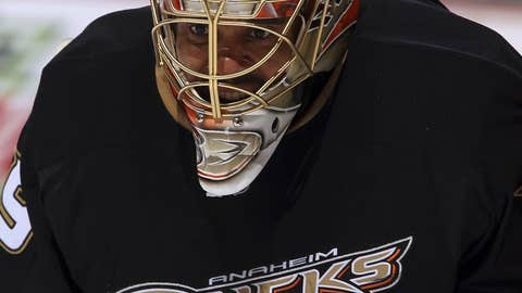 Ray Emery, Anaheim Ducks
