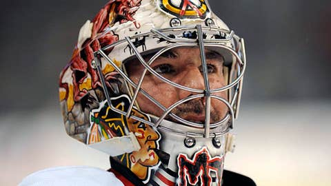 Marty Turco, Chicago Blackhawks