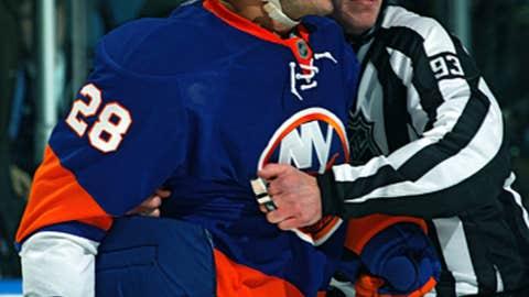 Zenon Konopka, New York Islanders