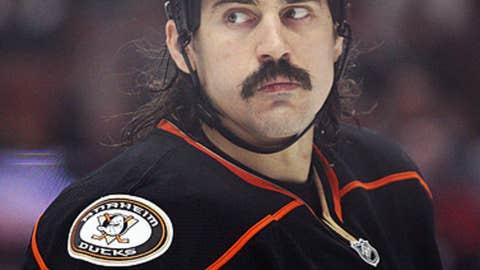 George Parros, Anaheim Ducks
