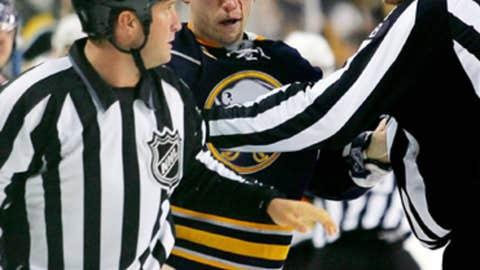 Cody McCormick, Buffalo Sabres