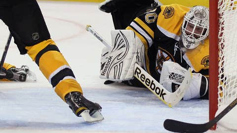 What will Tim Thomas do for an encore?