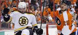 Saturday's NHL playoff action