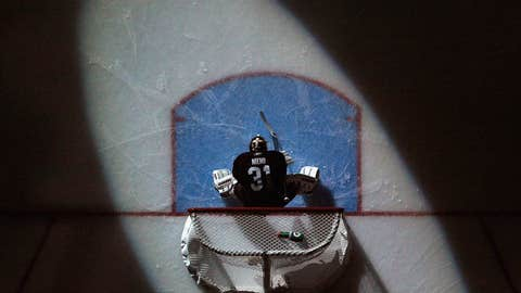 Has Antti Niemi regained his Cup-winning form?
