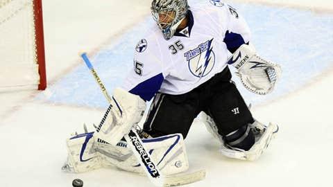 Dwayne Roloson, Tampa Bay Lightning