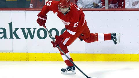 Pavel Datsyuk, Detroit Red Wings