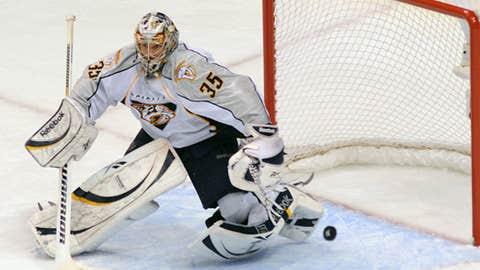 How tough is Pekka Rinne?
