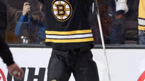 Who would have thought Nathan Horton was a postseason monster?