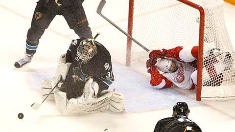 Play the puck, not the player