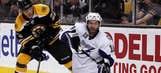 Lightning-Bruins Game 1 photos