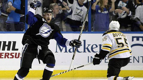Stamkos slams one home