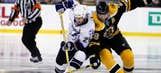 Lightning-Bruins Game 7 photos