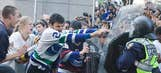 Fans riot in Vancouver