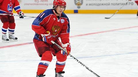 Vladimir Putin (hockey)