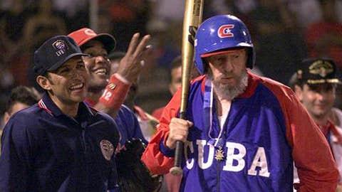 Fidel Castro (baseball)