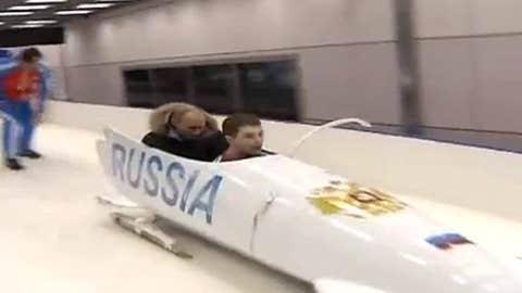 Vladimir Putin (bobsledding)