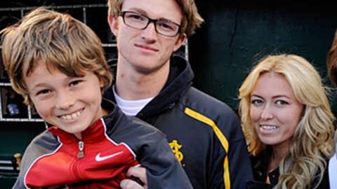 Tristan, Trevor and Paulina