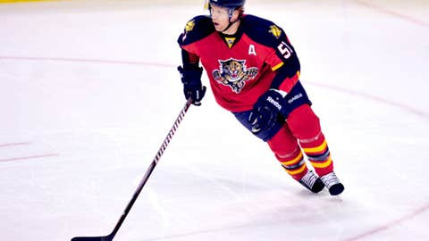 Brian Campbell, Florida Panthers