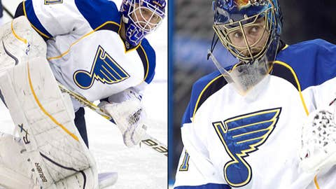 Will Blues' goalies destroy competition?
