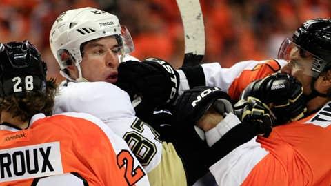 Penguins Flyers