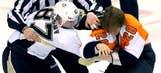 NHL playoff fights
