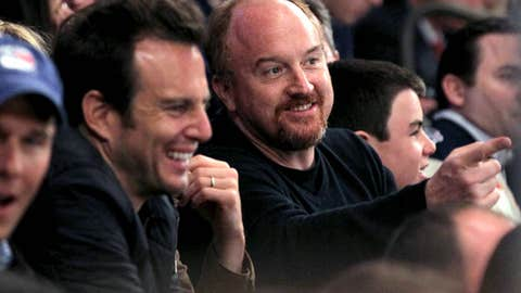 Will Arnett and Louis C.K.