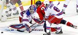 Wednesday's NHL playoff action photos