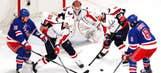 Monday's NHL playoff photos