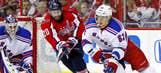 Wednesday's NHL playoff photos