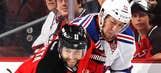 Rangers-Devils Game 3 photos