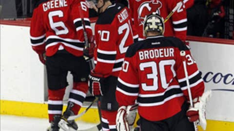 How will two OT losses affect Devils?