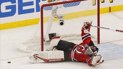 Can Brodeur pick up his game?