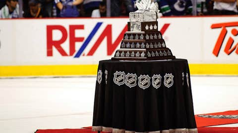 Who could nab the Conn Smythe?