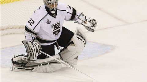 Is Jonathan Quick slowing down?