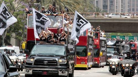 Proud procession