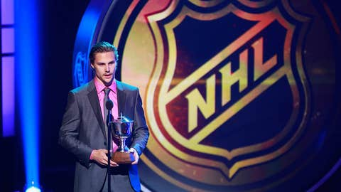 Erik Karlsson: Norris Trophy
