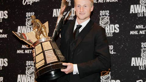 Stephen Stamkos: Maurice Richard Trophy