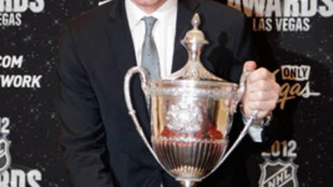 Daniel Alfredsson: King Clancy Trophy