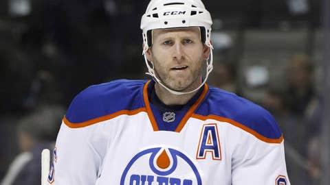 Oilers defenseman Ryan Whitney (@ryanwhitney6)