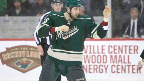Wild forward Matt Kassian (@kassassination)
