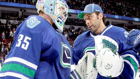 Luongo out, Schneider in?