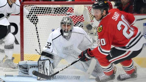 Game 15: Blackhawks 3, Kings 2