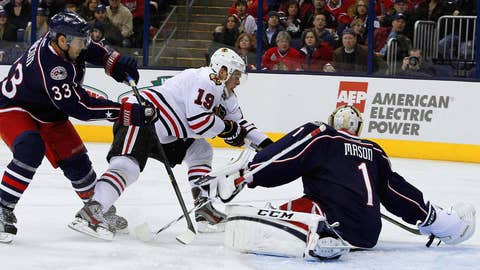 Game 5: Blackhawks 3, Blue Jackets 2