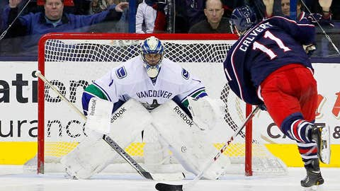 Luongo looms large
