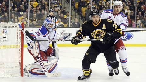 East: 4 Bruins vs. 6 Rangers