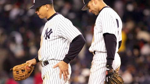 Image: Alex Rodriguez and Derek Jeter (Jed Jacobsohn/Getty Images)
