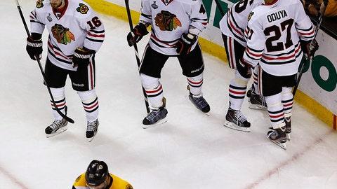 2013 Bruins