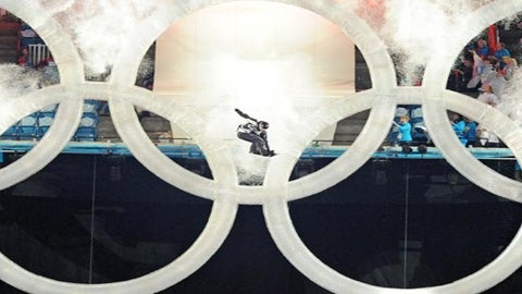 Winter Olympics 2010 (Getty Images)